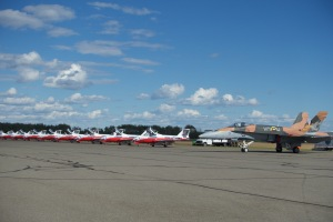 Canada Force Snowbirds
